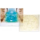 Маска гелевая для увлажнения кожи лица Hakuichi Kinka Gold Aqua Gel Mask