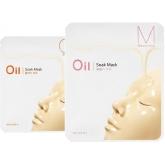 Тканевая маска на основе масел Missha Oil-Soak Mask