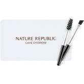Тени для бровей Nature Republic Botanical Cake Eyebrow