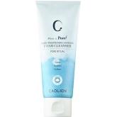 Пенка для умывания с охлаждающим эффектом Caolion Pore Tightening Cooling Foam Cleanser