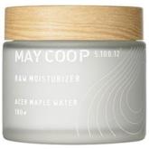 Увлажняющий крем с кленовым соком May Coop Raw Moisturizer