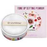 Рассыпчатая пудра для завершения макияжа SeaNtree Tone Up Setting Powder