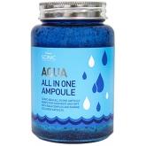 Лифтинг - сыворотка с морским коллагеном Scinic Aqua All In One Ampoule