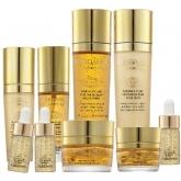 Набор средств для ухода за кожей с частичками золота Bergamo Luxury Golg Set