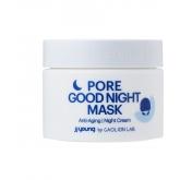 Антивозрастная ночная маска JJ Young Pore Good Night Mask