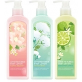 Лосьон для тела Nature Republic Love Me Bubble Body Lotion