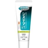 Зубная паста с травами для профилактики пародонтоза CJ Lion Dentor Systema EX Herb