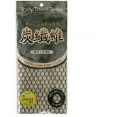 Универсальная мочалка с угольной нитью Lec Body Towel Charcoal