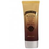 Антивозрастной ВВ-крем с экстрактом плаценты 3W Clinic Premium Placenta Sun BB Cream SPF40 PA+++