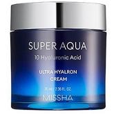 Крем для лица Missha Super Aqua Ultra Hyalron Cream