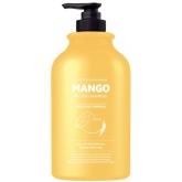 Увлажняющий шампунь с манговым маслом Pedison Institute-Beaute Mango Rich Protein Hair Shampoo