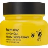 Многофункциональный крем для лица FarmStay All-In-One Honey Firming Cream