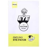 Увлажняющие патчи для глаз с ледниковой водой Village 11 Factory Smiling Eye Patch