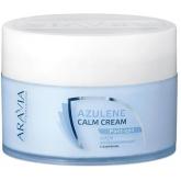 Успокаивающий крем с азуленом Aravia Professional Azulene Calm Cream Post-epil