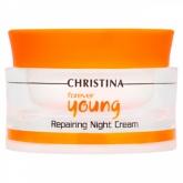 Ночной восстанавливающий крем для лица Christina Forever Young Repairing Night Cream