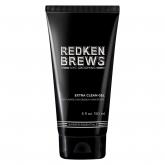 Гель для волос Redken Brews Extra Clean Gel