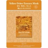 Маска с желтой охрой Mijin Cosmetics Yellow Ocher Essence Mask