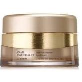 Крем от морщин с улиточным секретом The Saem Snail Essential EX Wrinkle Solution Cream