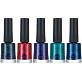 Глиттерный лак для ногтей Holika Holika Gliter Nails