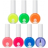 Лак для ногтей неоновый Holika Holika Neon Beam Nails