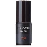 Финишное покрытие для ногтей The Saem Eco Soul Nail Collection UV Gel Top Coat
