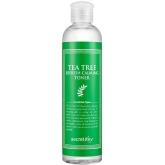 Антибактериальный тонер Secret Key Tea Tree Refresh Calming Toner