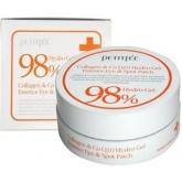 Гидрогелевые патчи для глаз Petitfee 98% Collagen & CoQ10 Hydro Gel Eye Patchб 60pcs