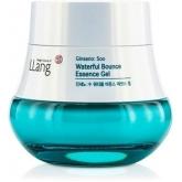 Увлажняющая эссенция-сыворотка Llang Ginseno Soo Waterful Bounce Essence Gel