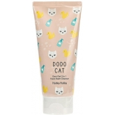 Средство для очищения кожи 3 в 1 Holika Holika Dust Out DODO CAT 3in1 Trans Foam Cleanser