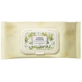 Очищающие салфетки The Saem Garden Pleasure Chamomile Cleansing Tissue