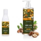 Шампунь на основе масла арганы Deoproce Argan Silky Moisture Shampoo