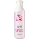 Тонер для лица Etude House Pink Vital Water Toner