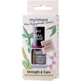 Укрепитель ногтей с акрилом MyLimoni Strength & Care