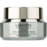 Крем для кожи вокруг глаз Labiotte Lotus Total Recovery Eye Cream