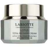 Крем для глубокого восстановления Labiotte Lotus Total Recovery Cream
