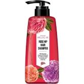 Шампунь для волос Welcos Around Me Rose Hip Perfume Hair Shampoo