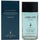 Тонер с коллагеном и зеленым чаем для мужчин Lebelage Collagen+Green Tea Skincare Utilites For Men Skin