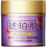Ночная крем-маска для лица с экстрактом янтаря Yamano Kohaku Mask Cream