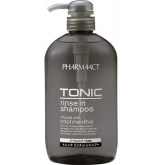 Тонизирующий шампунь 2 в 1 Kumano Cosmetics Pharmaact Tonic Rinse in Shampoo
