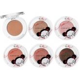 Перламутровые тени для век Karadium Shine Eye Shadow Pucca Edition