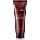 Антивозрастная пенка для умывания с чёрным чаем Tony Moly The Black Tea London Classic Foam Cleanser