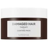 Восстанавливающая маска для повреждённых волос Missha Damaged Hair Therapy Coating Pack