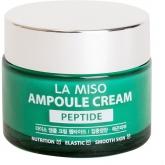 Крем-сыворотка с пептидами La Miso Ampoule Cream Peptide