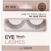 Накладные ресницы The Saem Eyelash Clear Line