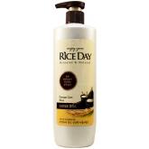 Бальзам для поврежденных волос с рисовыми отрубями CJ Lion Rice Day Rinse for Damaged Hair