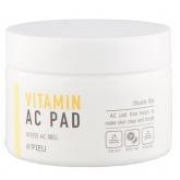 Очищающие пилинг-диски для лица A'Pieu Vitamin AC Pad