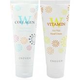 Крем для рук Enough W Collagen Hand Cream