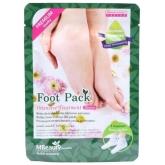 Тканевая маска для ног MBeauty Foot Pack Intensive Treatment