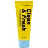 Пилинг-гель Eunyul Clean and Fresh Pure Brightening Peeling Gel