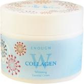 Осветляющий крем для лица Enough W Collagen Whitening Essential Cream